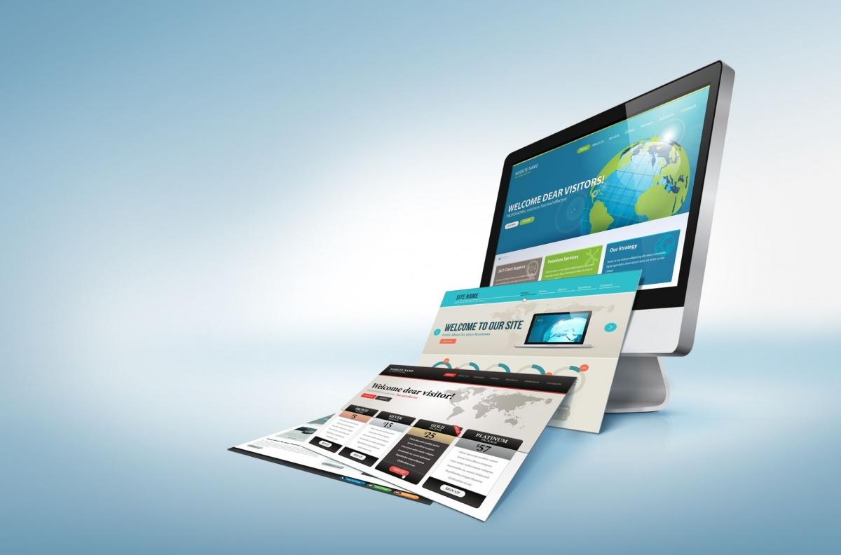 creación de página web