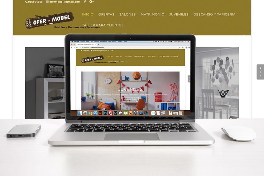 Desarrollo web para comercios