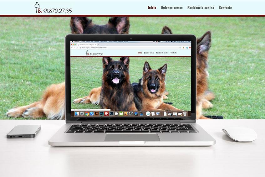 Sitios web para Centros Caninos