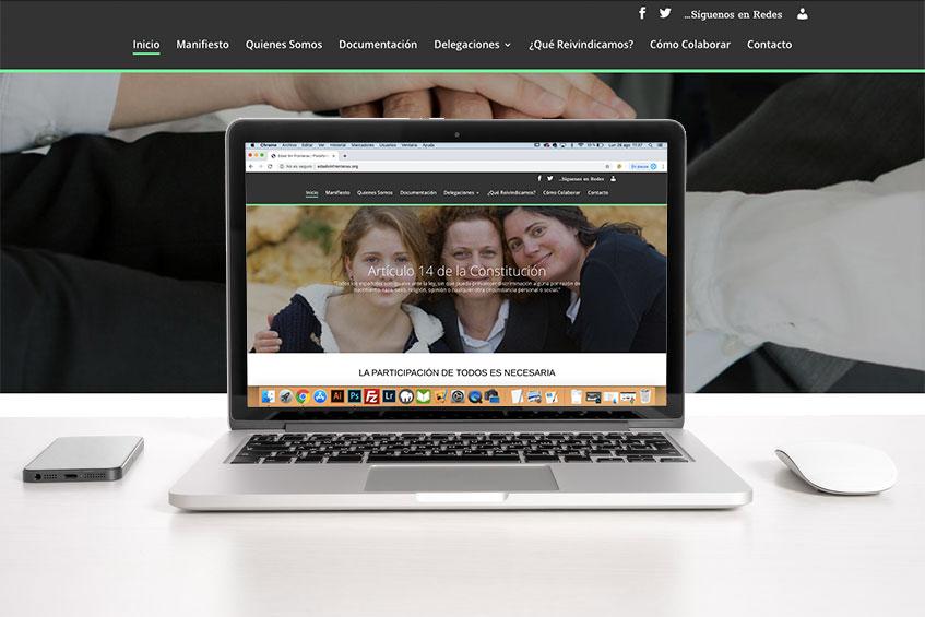 Proyectos para Organizaciones: Edad sin Fronteras.org