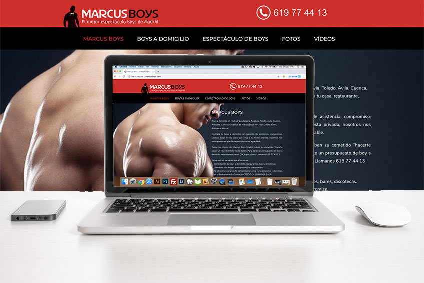 Agencia Marcus Boys