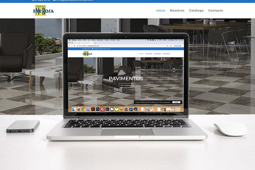 Catálogo online de pavimentos y azulejos