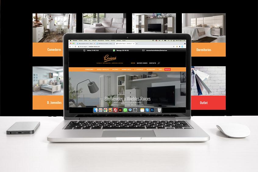 Catalogo online de muebles - Muebles raices
